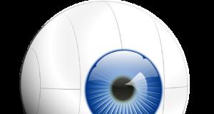 Suché oči