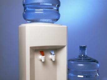 watercooler aneb ochlazovač vody