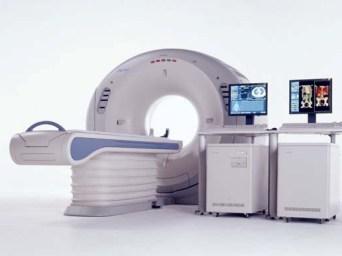 Počítačová tomografie