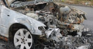 Polytrauma po dopravní nehodě